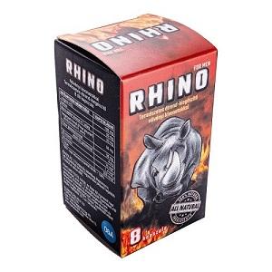 Miért olyan hatásos a RHINO potencianövelő kapszula?
